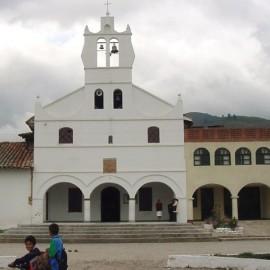 Iglesia la Trinidad - Duitama Boyacá