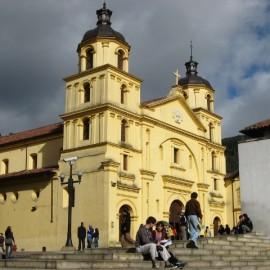 Iglesia La candelaria - Bogotá