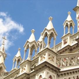 Iglesia del carmen - Bogotá