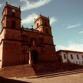 Parroquia Inmaculada Concepción - Barichara Santander