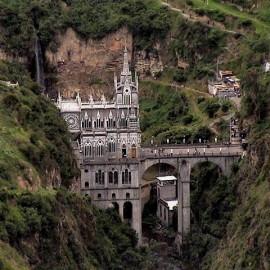 Santuario de las lajas - Ipiales Nariño
