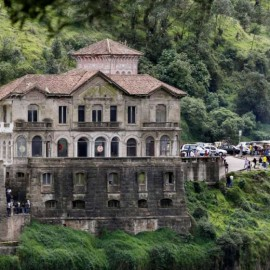 Hotel Frances Salto del Tequendama Cundinamarca