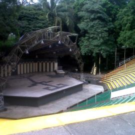 Parque Centenario Concha Acústica Ibague -Tolima