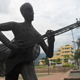 Parque de la música Ibague Tolima